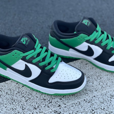 "Nike SB Dunk ""Classic Green"""