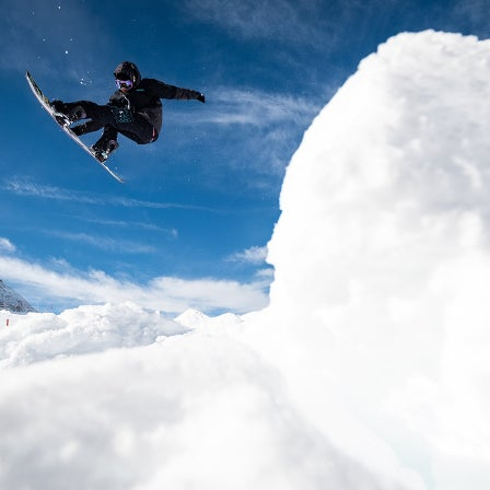 2021 Snowboard Demo Tour